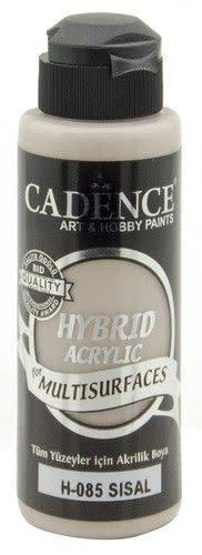 Cadence Cadence Hybride acrylverf (semi mat) Sisal 01 001 0085 0120 120 ml (07-20)