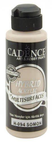 Cadence Cadence Hybride acrylverf (semi mat) Zalm 01 001 0094 0120 120 ml (07-20)