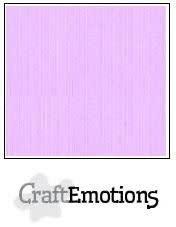 CraftEmotions CraftEmotions linnenkarton  eucalyptus-pastel 30,5x30,5cm / LC-51