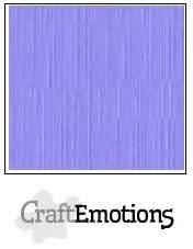 CraftEmotions CraftEmotions linnenkarton heide pastel 30,5x30,5cm / LC-49