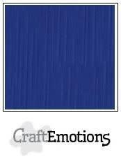 CraftEmotions CraftEmotions linnenkarton  hemelsblauw 30,0x30,0cm / LC-46