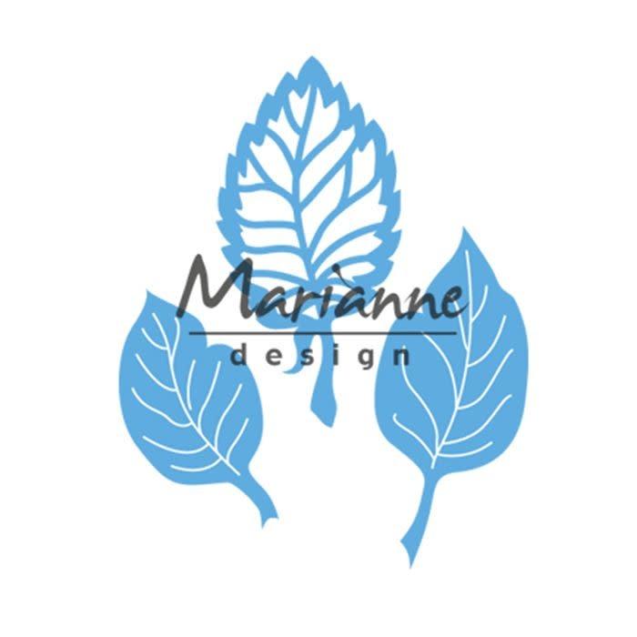Marianne D Marianne Design • Creatables snij- embosstencil Anja's Blade