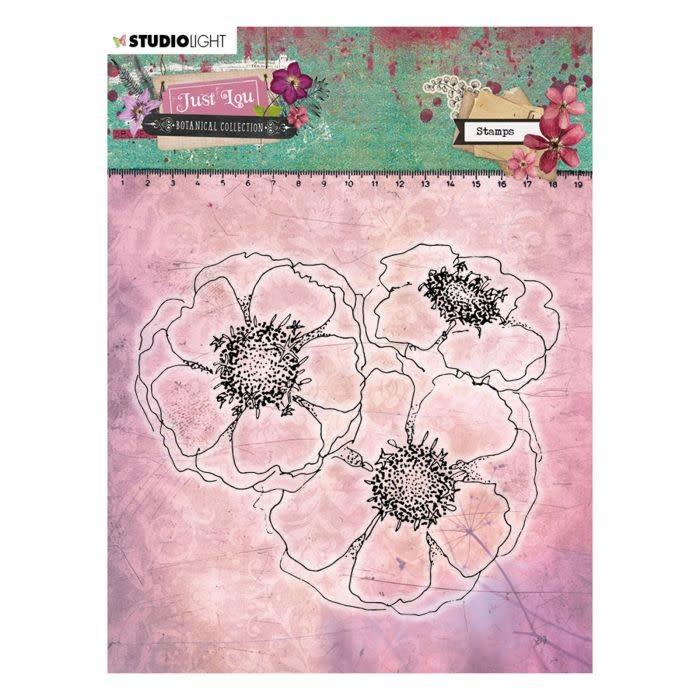 Studio Light Studio Light • Clear stamp Just lou botanical collection nr.08