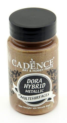 Cadence Cadence Dora Hybride metallic verf Antiek goud