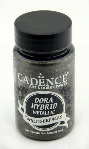 Cadence Cadence Dora Hybride metallic verf Antraciet