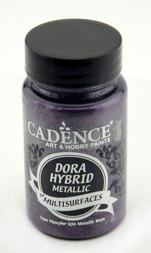 Cadence Cadence Dora Hybride metallic verf donker Orchidee