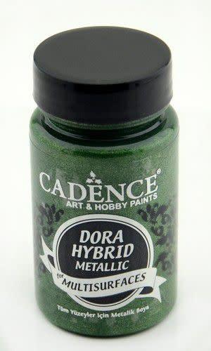 Cadence Cadence Dora Hybride metallic verf Groen