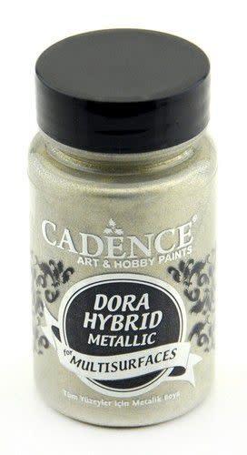 Cadence Cadence Dora Hybride metallic verf Platinum