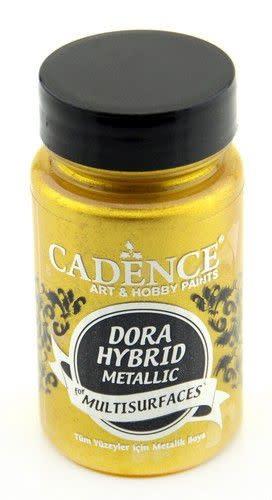 Cadence Cadence Dora Hybride metallic verf Rich gold