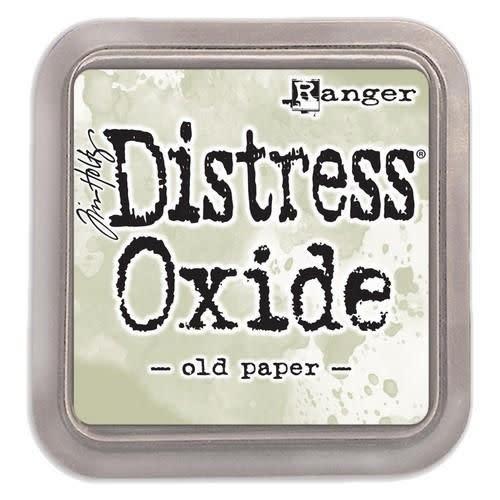 Ranger Distress oxide Old paper