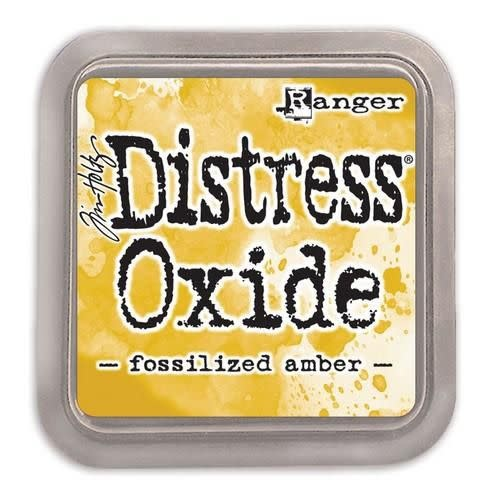 Ranger Distress oxide Fossilized amber