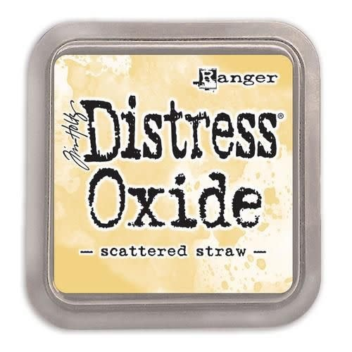 Ranger Ranger • Distress oxide ink pad Scatteres straw