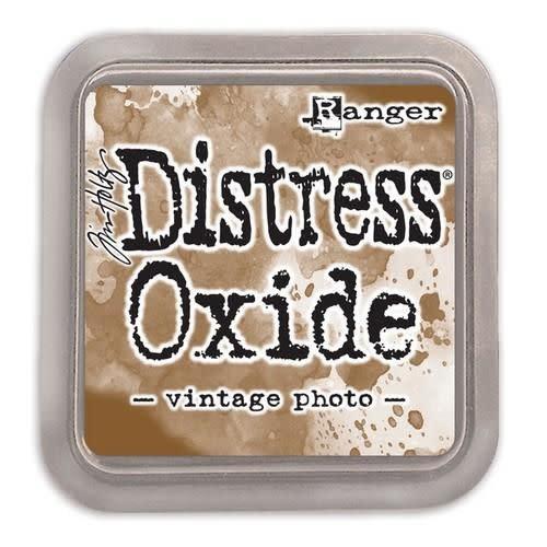 Ranger Distress oxide Vintage photo