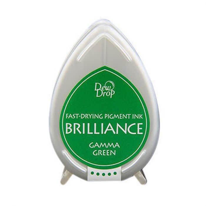 Brilliance Brilliance Dew Drop inktkussen Gamma Green