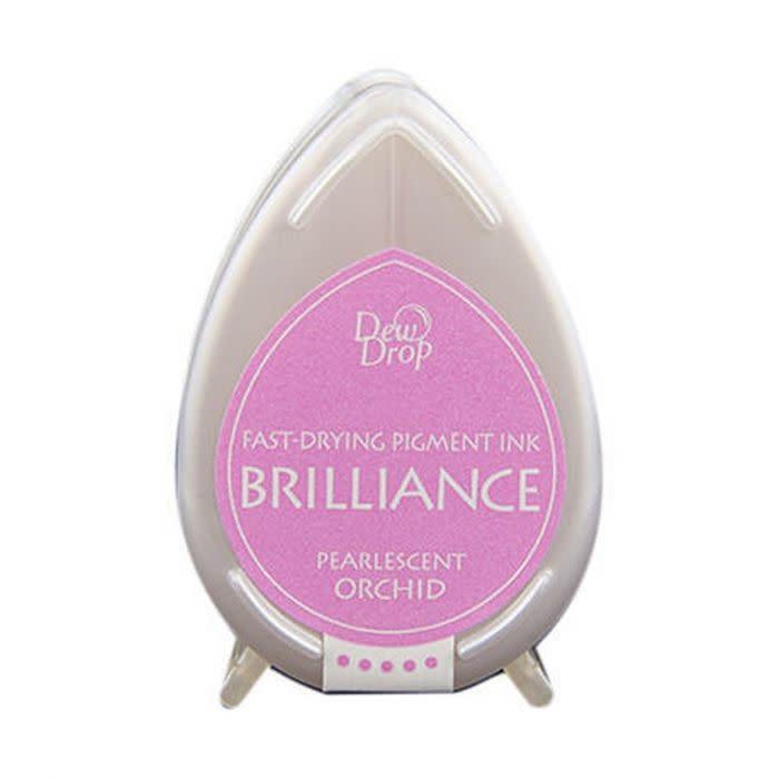 Brilliance Brilliance Dew Drop inktkussen Pearlescent Orchid