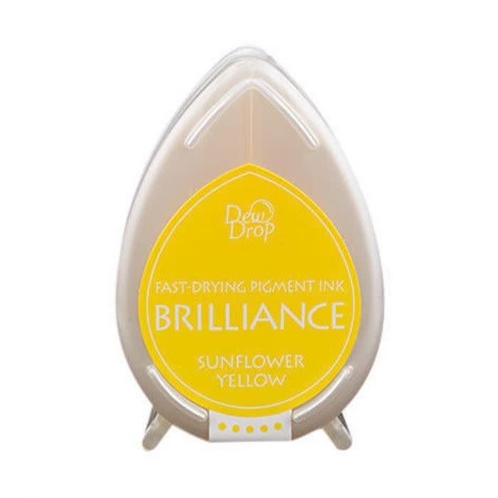 Brilliance Brilliance Dew Drop inktkussen Sunflower Yellow