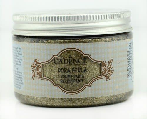 Cadence Cadence Dora Perla Met. Relief Pasta Anthracite