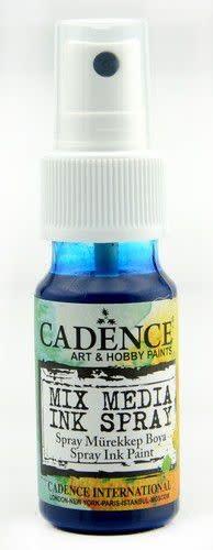 Cadence Cadence Mix Media Inkt spray Blauw