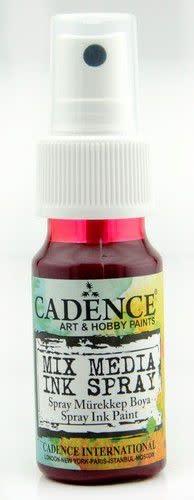 Cadence Cadence Mix Media Inkt spray Fuchsia