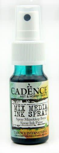 Cadence Cadence Mix Media Inkt spray Groen