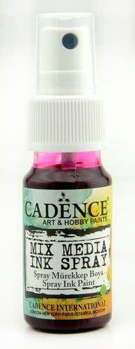 Cadence Cadence Mix Media Inkt spray Magenta