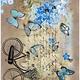 Cadence Cadence rijst papier fiets vlinders