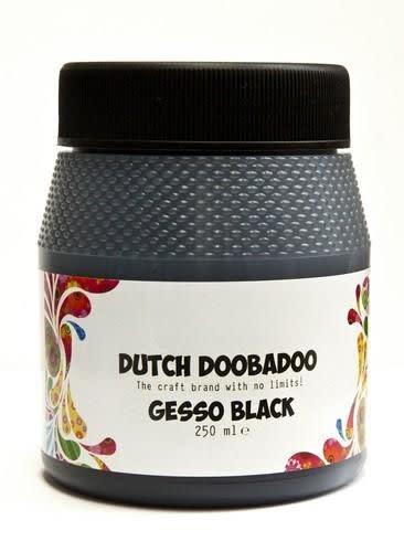 Dutch Doobadoo Dutch Doobadoo Dutch Gesso zwart 250ML