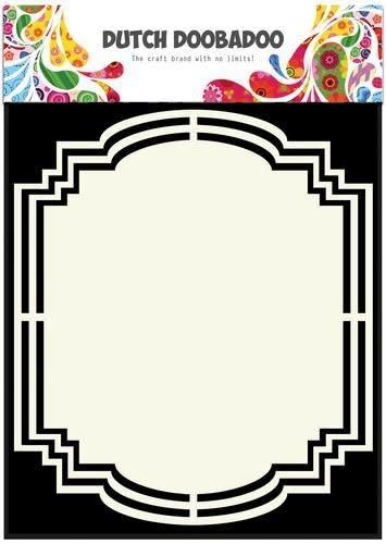 Dutch Doobadoo Dutch Doobadoo Dutch Shape Art frames label 2 A5