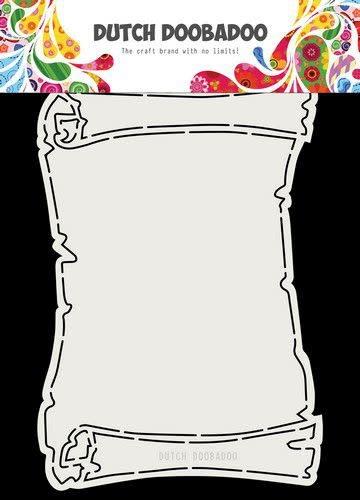 Dutch Doobadoo Dutch Doobadoo Card art Fold Schatkaart A5