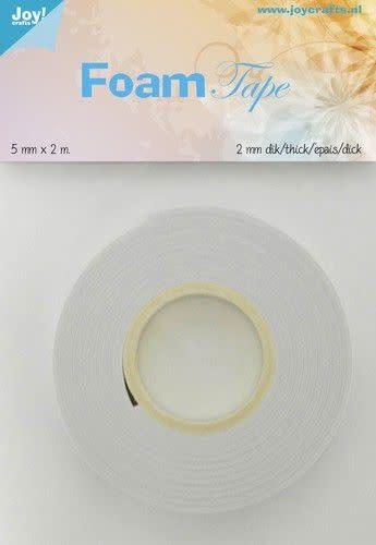 Joy!Crafts Joy! Crafts Foam Tape 2,0mm wit