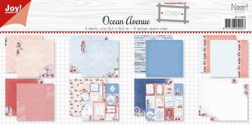 Joy!Crafts Joy! Crafts Scrappapier - Noor - Design Ocean Avenue