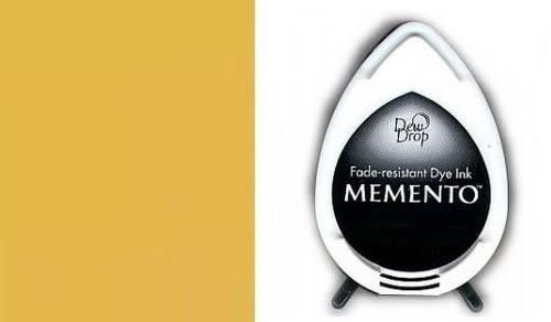 Memento Memento Dew Drop inktkussen Cantaloupe