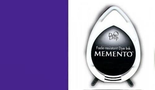 Memento Memento Dew Drop inktkussen Grape Jelly