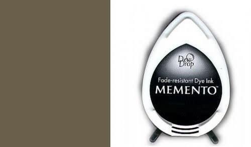Memento Memento Dew Drop inktkussen Espresso Truffle
