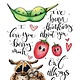 CraftEmotions CraftEmotions clearstamps A6 - Love Puns 1