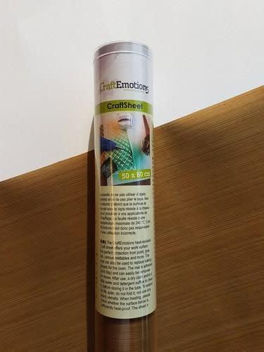 CraftEmotions CraftEmotions adhesive craftsheet 50x80cm
