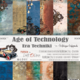 craftoclock Age of technology 30.5x30.5