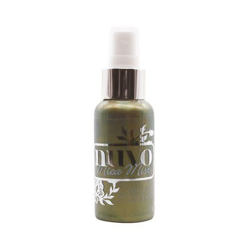 Nuvo Nuvo Mica mist - wild olive