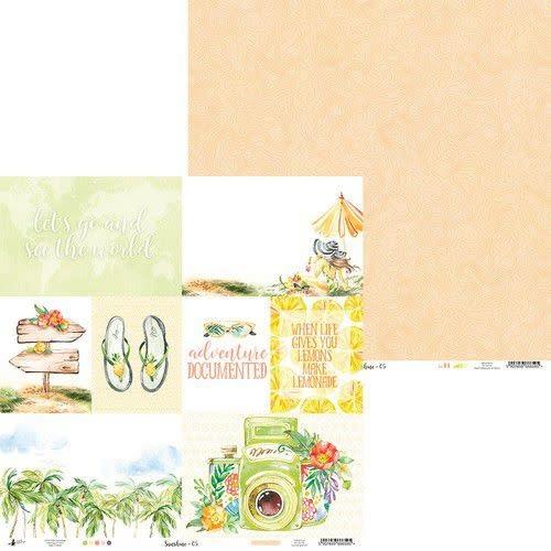 Piatek 13 Piatek13 - Paper Sunshine 05
