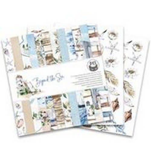 "Piatek 13 Piatek13 - Paper pad Beyond the Sea, 12x12"""
