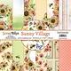 ScrapBoys ScrapBoys Sunny Village paperpad 24 vl+cut out elements-DZ