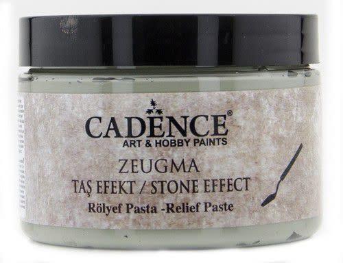 Cadence Cadence Zeugma stone effect Relief Pasta Gaia