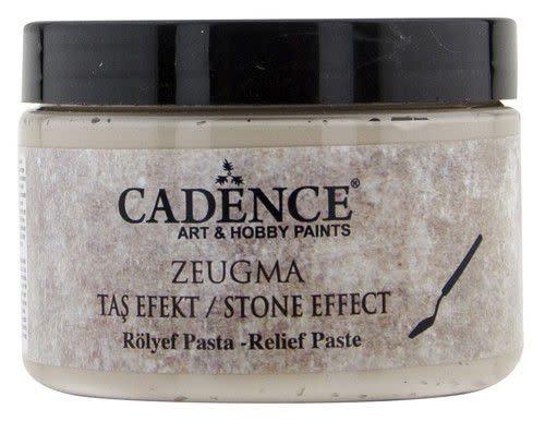 Cadence Cadence Zeugma stone effect Relief Pasta Medos