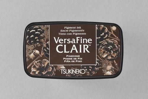 Versafine Versafine Clair Inktkussen Dark pinecone