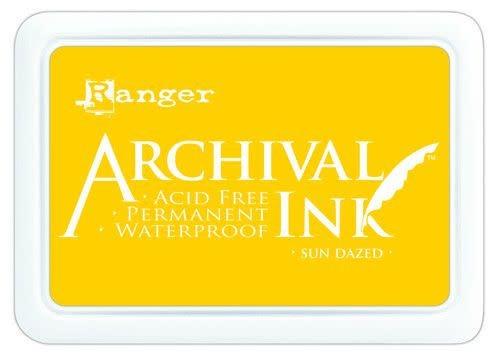 Ranger Ranger Archival Ink pad - sun dazed