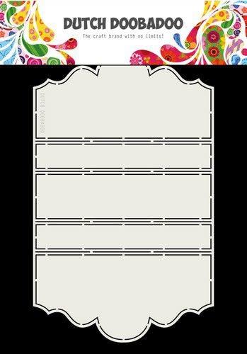 Dutch Doobadoo Dutch Doobadoo Card Art A4 Iris