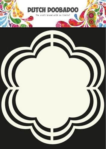 Dutch Doobadoo Dutch Doobadoo Dutch Shape Art frames flower