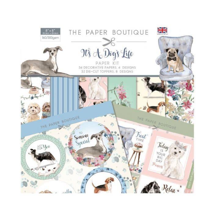 Paper boutique Paper Boutique • It's a dogs life