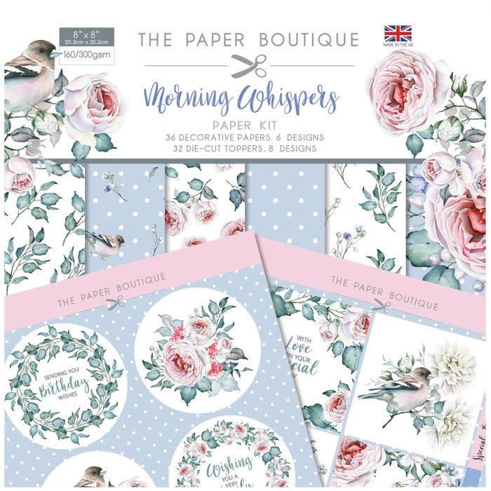 Paper boutique Paper Boutique • Morning whispers paper