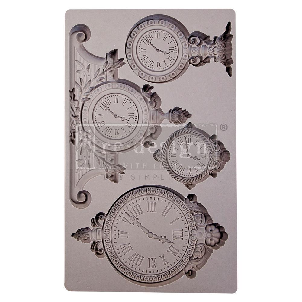 Prima Marketing Elisian Clockworks 5x8 Inch Moulds (636319)
